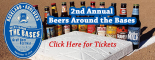 Beers Around the Bases 2014