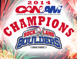 2014 Can-Am League Championships
